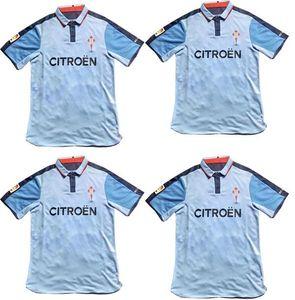 nouvelle qualité supérieure 02 04 Celta de Vigo Soccer Jerseys 2002 2004 Celta de Vigo Retro Taille jersey S-XXL