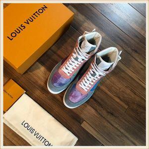 Alta Qualidade Run Away Sneaker Mens Shoes Venda Drop Ship Outono e Inverno Lace-up Moda Calçados Sapatos casuais Manner Schuhe