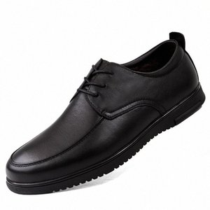 men genuine leather shoes breathable men casual shoes high quality Male Business Leather *7550-B22 YgPV#