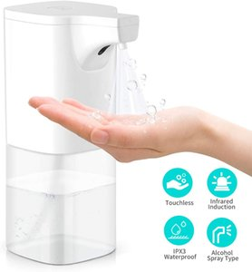 350ml Automatic Soap Dispenser Touchless Alcohol Dispenser Home Hotel School use Hand Sanitizer Dispenser