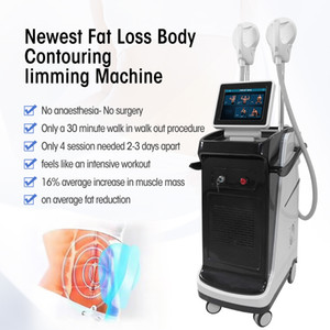 Top Selling NEW High Quality Lipolaser Fat Freezing Equipment Medical Electro freezing Muscle Magnetic Emsculpt Body Contouring Machine