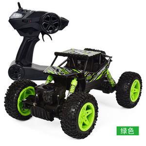 2.4G 1: 18 4WD RC عبر البلاد تسلق السيارة عن بعد سيارات التحكم صبيان لعب للسيارة RC الأطفال بالجملة