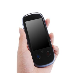 Freeshipping Pro Instant Travel Переводчик AI Voice Translator Global SIM 4G WIFI Bluetooth 1 + 8G 117 Язык фото сенсорного экрана