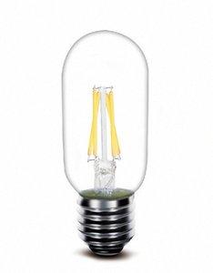 2017 Dernier produit Filament Ampoule Led 2W 4W 110V 240V 2700K T45 6000K Double Filament Ampoules Led Candelabra Ampoules énergie Efficien V0pq #