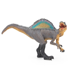 High Quality Educational Simulated Spinosaurus Model Cartoon Toy Best For Kids Children funny Kids Toy Gift Z0306
