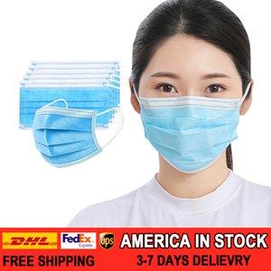 Orelha Skin Mask-Friendly face Protector aliviar a dor de orelha Adulto Mulheres Old Men HCMN