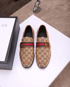 New Italian Fashion Designers formelles Robe Hommes Chaussures en cuir noir véritable luxurys chaussures de mariage Hommes Flats Bureau Oxfords