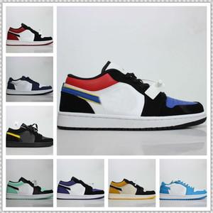 Nuovo SB Dunk Low Pro 1 OG QS Skateboard scarpe blu bianco Moda Scarpe casual Sport Sneakers