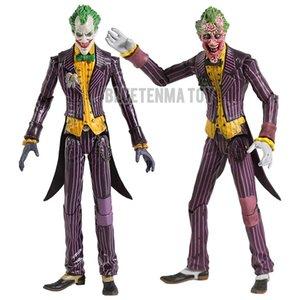 """DC Batman The Joker ПВХ фигурка Коллекционная модель игрушка 7"""" 18см"""