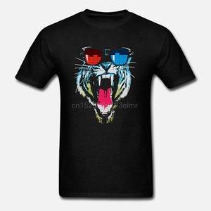 Led-Ton aktiviertes EL-T-Shirt leuchtet Shirt mit Mixes A Silk-Screen - 089