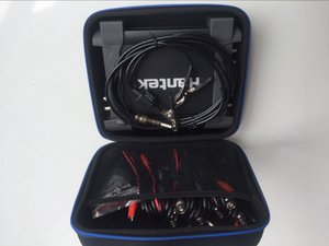 USB 2 piezas de 60 MHz Probe + Hantek 1008C 8CH del USB del osciloscopio profesional Hantek 1008C osciloscopio de diagnóstico automotor libre del envío zFfO #