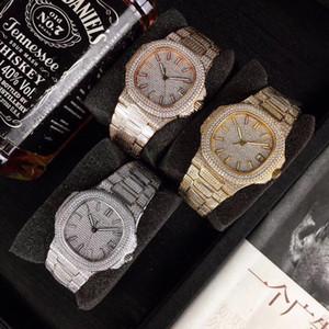 Top Quality 5719 / 1G-001 Montre DE Luxe 324SC automático movimento mecânico Sapphire espelho Diamond Watch Estrelas homens série de esportes relógios