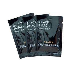 Hot sale PILATEN Facial Minerals Conk Nose Blackhead Remover Mask Pore Cleanser Nose Black Head EX Pore Strip DHL fast shipping