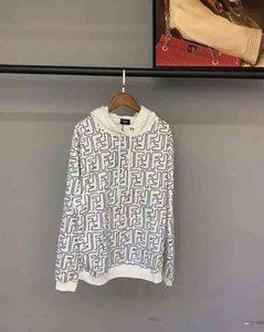Hot Mens Hoodie 2020 Parigi moda uomo felpa con cappuccio coppie caldo pile Designer pullover Felpa pantaloni a vita bassa Maglione unisex Outerwear