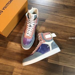 lüks tasarımcı 526 Moda Erkekler Menşei Kutusu Sneaker Zapatos de hombre ile Casual Luxury Yüksek Kalite Moda Tipi Erkek Ayakkabı Moda Ayakkabı