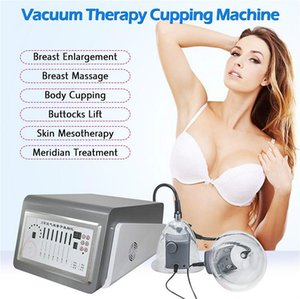 Breast Enlargement Breast Massager Machine With Different Size Vacuum Pump Bust Enhance Buttocks Breast Bigger Butt Lifting Device