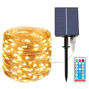 Outdoor Waterproof Solar Controller Docking 3V 24V LED String Lights Garden Indoor Decorative Lights Yard Lamp led