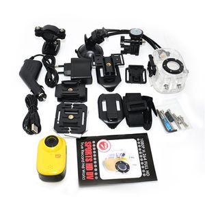 Mini Screen DVR Helmet Video Camera Bike Action Sport Cam Camcorder Waterproof