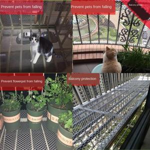 Balcony protection cat plastic mesh Protection plastic balcony anti-theft window net pet anti-escape anti-drop pad net