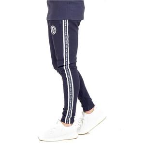 Jogging Pants Men Letter Striped Fitness Sport Pencil Pants Running Leggings Gym Training Joggers Sweatpants Brand Clothes