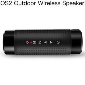 JAKCOM OS2 Outdoor Wireless Speaker Hot Venda em Bookshelf Speakers como telefone XBO Caixa de som para pc telefon
