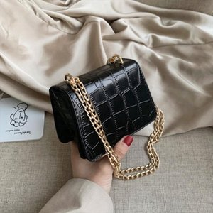 Alligator Women Handbag Mini Female 2020 New Vintage Designer Crocodile Pattern Fashion Brand Shoulder Messenger Bag