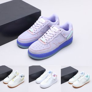 Fast Delivered mandarin ducks forces inside out design 1 07 LX Men Skate Shoes force women Designers Sneakers