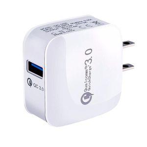 cgjxs5v 3 .1a Eu Us QC3 +0,0 Usb зарядное устройство Fast Adaptive адаптер питания для Samsung S8 S9 S10 Примечание 8 9 Htc