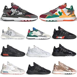 adidas nite jogger utral boost epic vans Zapatillas de deporte Nite Jogger Shoes Hombre Zapatillas Mujer CORE BLACK SHOCK RED Originalss Classic Sports Chaussures Shoes Sneakers