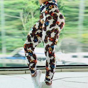 clothinght8 yoga leggings Women Yoga Pants Printed Leggings Sport Fitness High Waist Workout Tight Gym Pants Yoga Leggings Sport Pants