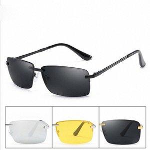 2019 Mens occhiali da sole polarizzati per gli sport outdoor guida Occhiali da sole uomini della struttura del metallo di vetro di Sun Tifosi Cheap Sunglasses Occhiali hGfv #