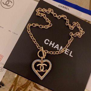Moda-Lüks tasarımcı takı hip hop takı kadınlar balo kolye altın baş zincir bayan tasarımcı takı için tasarımcı kolye kolye