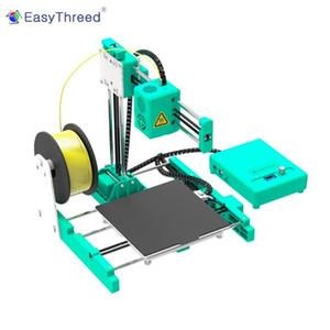Easythreed X4 150X150mm LCD FDM البسيطة 3D الطابعة LCD رخيصة 3D الطابعات 3dprinter مع Heatbed Impresora الصغيرة