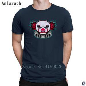 Niedliche Schädel IT Shirts Bilder Sommer Kostenloser Versand Creature T-Shirts für Männer Klassische Hip-Hop-Unisex Anlarach S-3XL