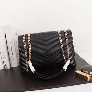2020 New fashion luxury ladies shoulder bag unique fashion temperament leather comfortable ladies shoulder bag No. M459749