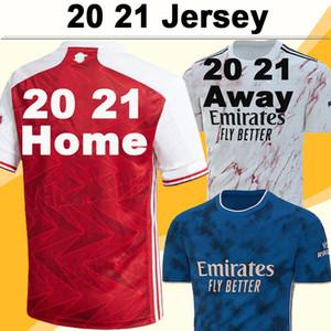 2020 2021 para hombre Rojo Inicio Fútbol camisas ausentes tercera amarilla de manga corta de fútbol juvenil 19 20 Uniformes de manera adulto ventas de bajo precio