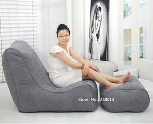 plage en plein air relax chaise sac de haricot, salon gris foncé intriqués canapé 7i4W #