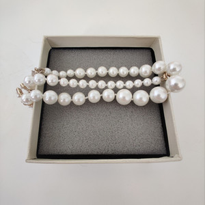45cm Long New Produt Pearl Necklace Top quality Necklace Wild Fashion Woman Necklace Exquisite Jewelry Supply
