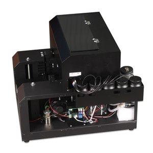 Handy Shell Verarbeitung angepasst Maschine Handy Shell Musterdruck Foto A4 zylindrischen UVdrucker L800 L805 Druckkopf