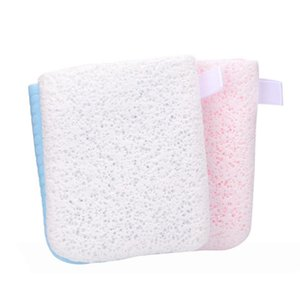 2020 NEW Reusable Facial Cloth Face Towel Makeup Remover Cleansing Glove Tool Beauty Face Care Towel Cosmetic Puff TSLM1