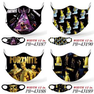 YkLtt Ícaro camiseta camisetas Gas Mask Fortnite Dios Tops camisa de los hombres de Otoño juego 3D Negro Funky te de la camiseta ropa de seda del hielo de alta calidad de impresión Swea # 434