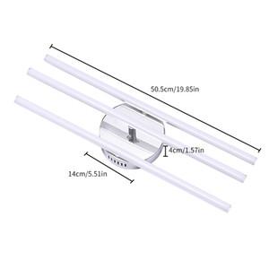 Hot Sale Modern Led Ceiling Light LED Integrated Lamp Tube 3 Lamp Tube Integrated 30w Parallel Light Bar Led Daylighting
