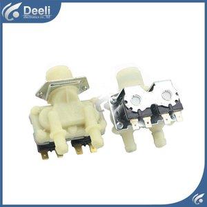 1 adet özgün çift giriş valfı XQG80-Q1486 B1486 B1286 0024000126 Çamaşır makinesi part