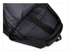 bolsos de diseño-lona Schoolbag Durable 14 pulgadas paquete informático Gris Negro Azul 2223