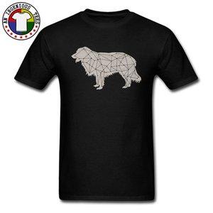 Erkekler For Best Köpek Golden Retriever falı Spor Sıkı Tişört 2020 Büyük İndirim Erkek Yeni T Shirt Baskı Lüks Tees
