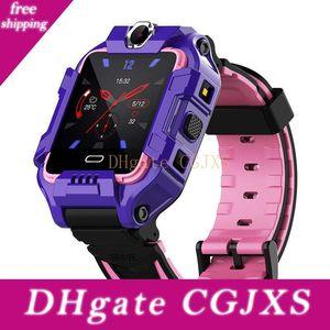 Y99 Children Smart Watch 4g Kids Gps Position Safety Wristband Video Call Bracelet Sports Waterproof Fitness Tracker
