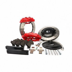 High performance brake systems 6 brkae calipers kit for E92 E93 E90 19 RIM wheels O7go#