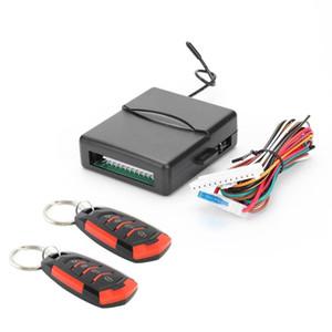 Universal Car alarme remoto Central Door Lock Auto Keyless Entry sistema de travamento central Kit Suporte Elevador janela remota