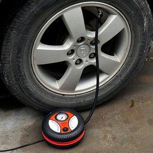 유니버설 12V의 입력 전압 전기를 팽창 기계 자동차 타이어 인플레이션 펌프 공기 압축기 타이어 디자인