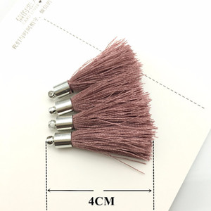 Quality L45 3.5-4cm Tassel jewelry accessories accessories parts diy  hand made jewelry findings embellishments 10pcs bag